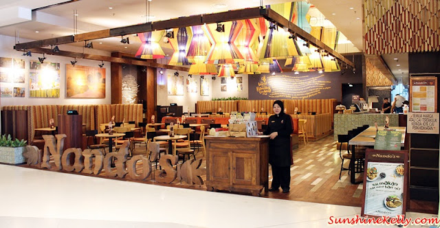 Nando's New Outlet @ Atria Shopping Gallery, Nando's Atria, Nando's New Outlets, Atria Shopping Gallery, Nando's Malaysia