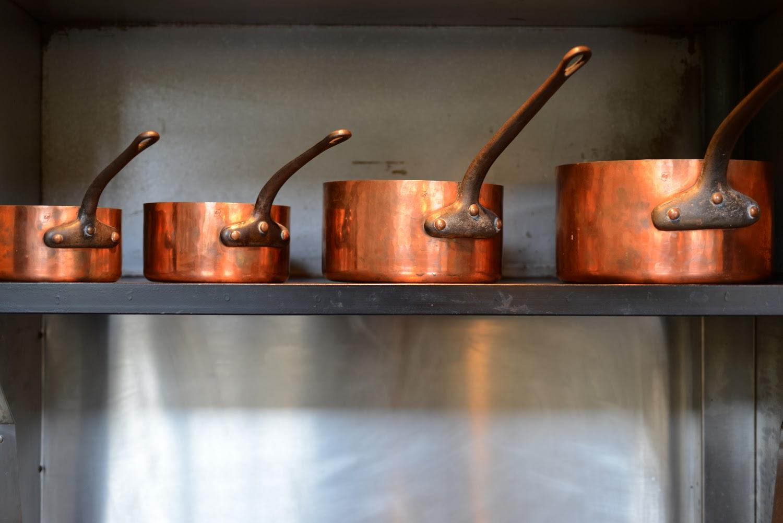 Culinerdy Wellused Copper Cookware