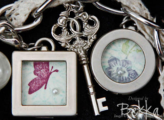 Simply Adorned Small Charms