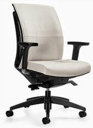 Global Arti High Back Synchro Tilter Chair