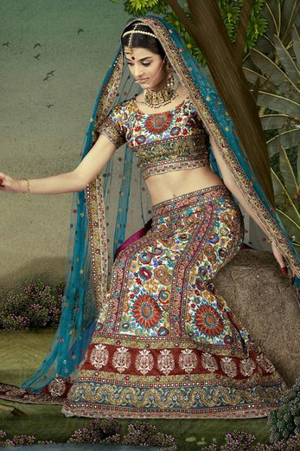 Pictures of wedding dresses indian pictures