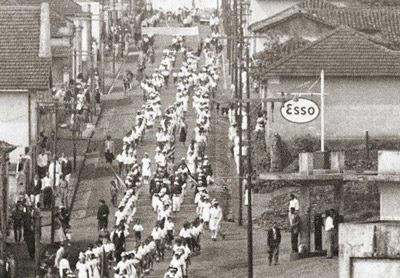 1959 Inauguração do Ginásio Estadual