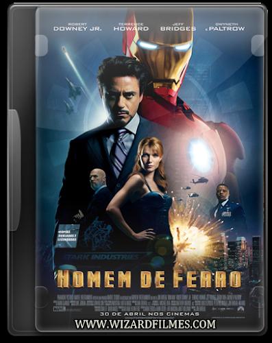 Homem de Ferro Torrent – DVDRip Dual Áudio (2008)