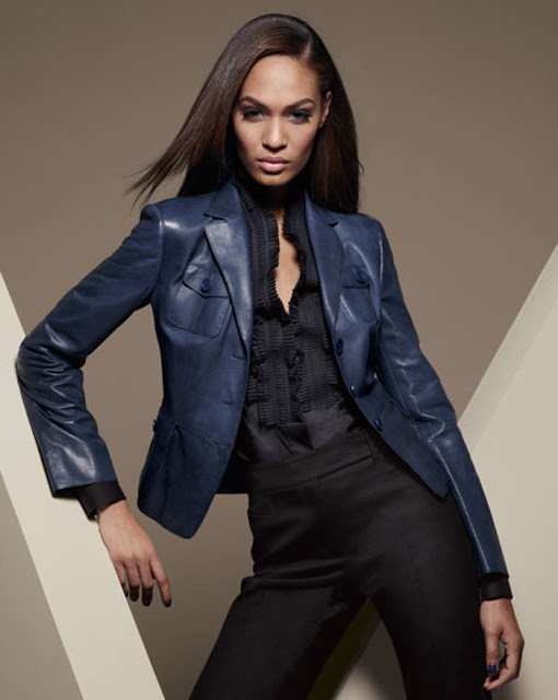 Joan Smalls, Model from Puerto Rico   Welcome to the 007