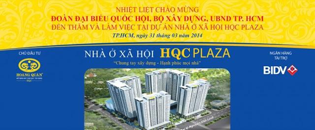 Các dự án bất động sản của Công ty Địa ốc Hoàng Quân