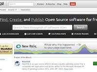 LEGAL! Puluhan Ribu Aplikasi Open Source Bermarkas di SourceForge.Net