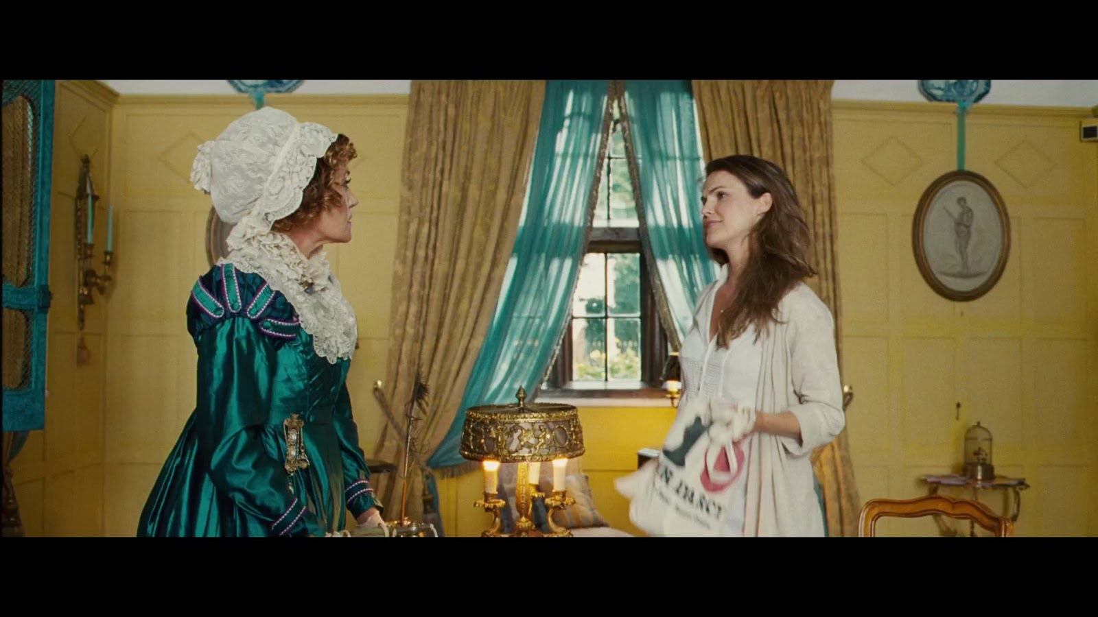 Austenland Trailer Latino Han Chae Ah Drama -> Pelismegahd