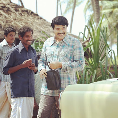 Pathemari Review Mammootty different look latest photos in Pathemari