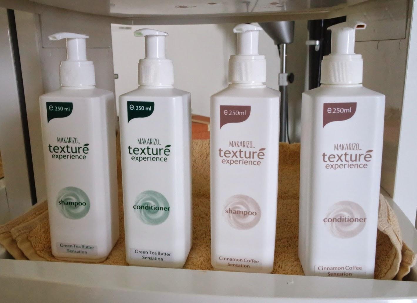Tempat Jual Makarizo Professional Texture Experience Shampoo Conditioner 250ml Harga Green Tea Strawberry 250 Ml Butter When You Choose