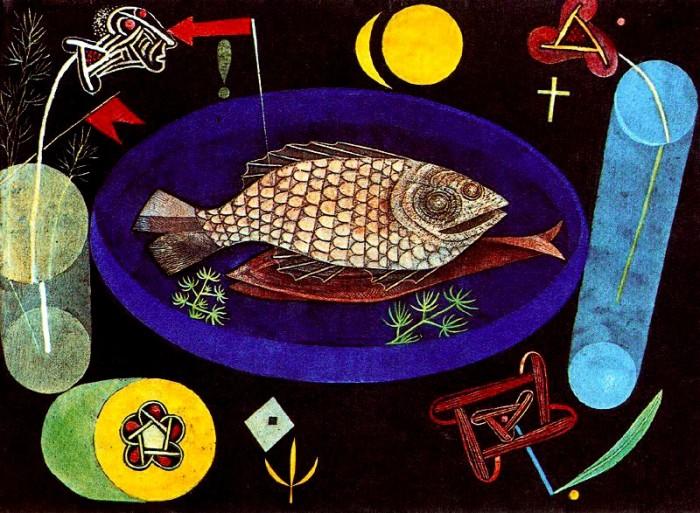 <p>魚的循環 Around the Fish</p>