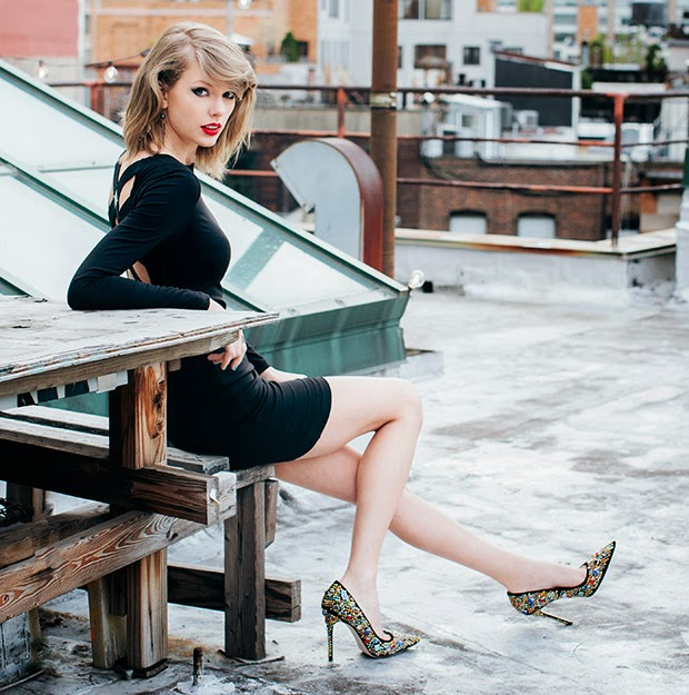 Chatter Busy: Taylor Swift Announces 1989 World Tour Dates