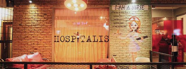 Restoran di rumah sakit