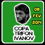 Página oficial da Copa Trifon Ivanov