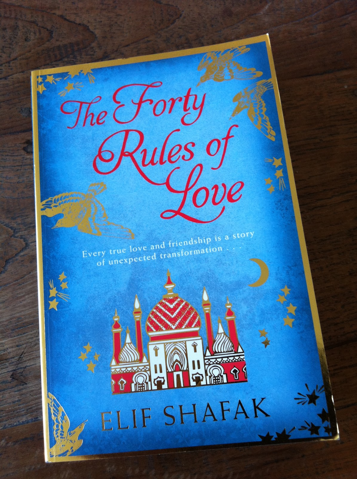 Image result for Forty Rules of Love by Elif Shafak