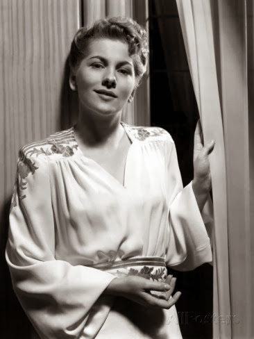 HVB vintage wedding blog - Remembering Joan Fontaine, a vintage beauty