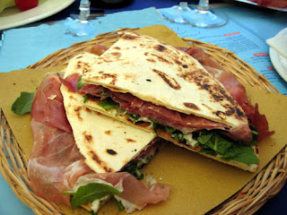 Milano: All You Can Eat Piadina