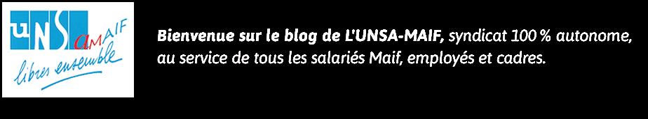 Blog du Syndicat UNSA-MAIF