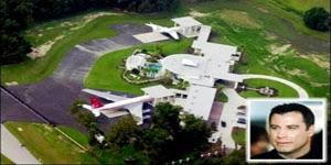 John Travolta Home