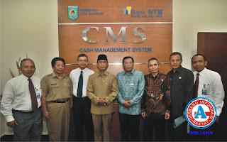 Mataram Kota Pertama Terapkan Cash Management System