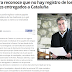 Cultura reconoce que no hay registro de los papeles entregados a Cataluña