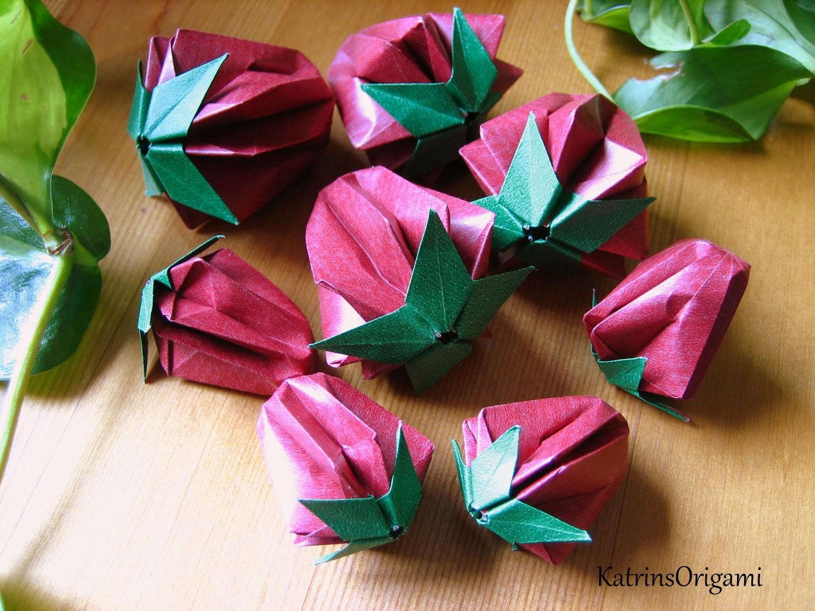 origami die kunst des papierfaltens april 2013. Black Bedroom Furniture Sets. Home Design Ideas