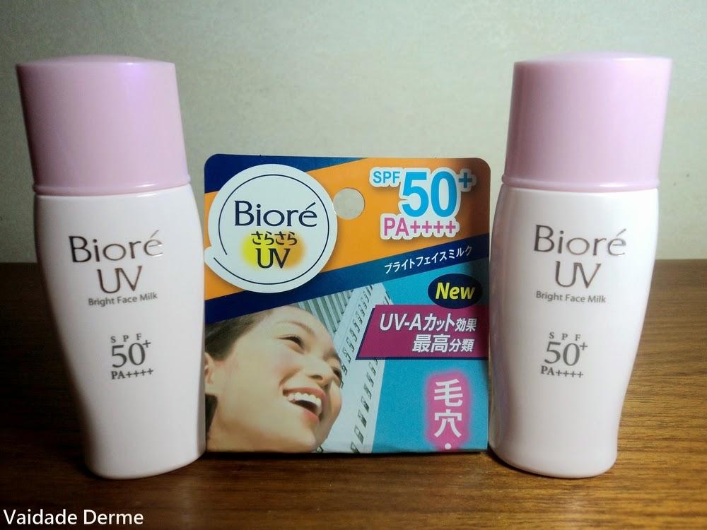 Bioré UV Bright Face Milk SPF 50+ PA++++
