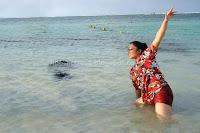 Charmi, kaur, hot, thighs, photos, at, beach