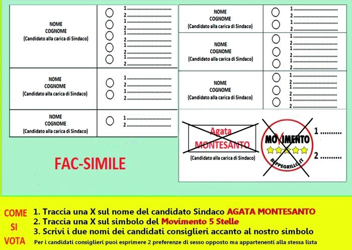 Come si vota a Mascalucia - Elezioni Comunali 2013