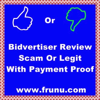 Bidvertiser review,bidvertiser legit or scam