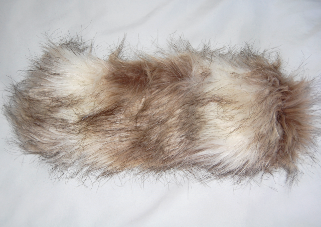 faux fur accessories