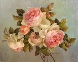 Precioso ramo de flores obsequio de Eulalia Isabel