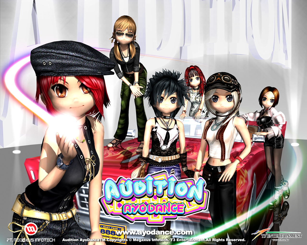 Audition Dance Game Free Download