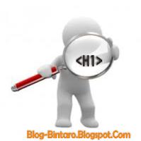Merubah Tag Heading Menjadi H1 Untuk Judul Postingan Di Blogger