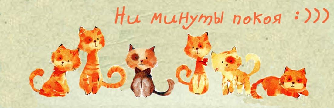 Ни минуты покоя :)))