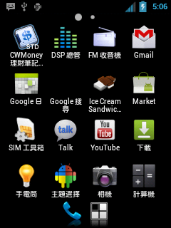 Flame.GDX ICS v1.0(android 2.3.7 nightly)【only x10 mini pro專用】