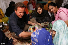 BRITISH PRIME MINISTER VISITING SAVAYRA SKILL CENTER IN CHOWK PINDOORI KALAR SYEDAN,RAWALPINDI