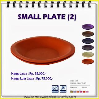 Small Plate Tulipware 2013