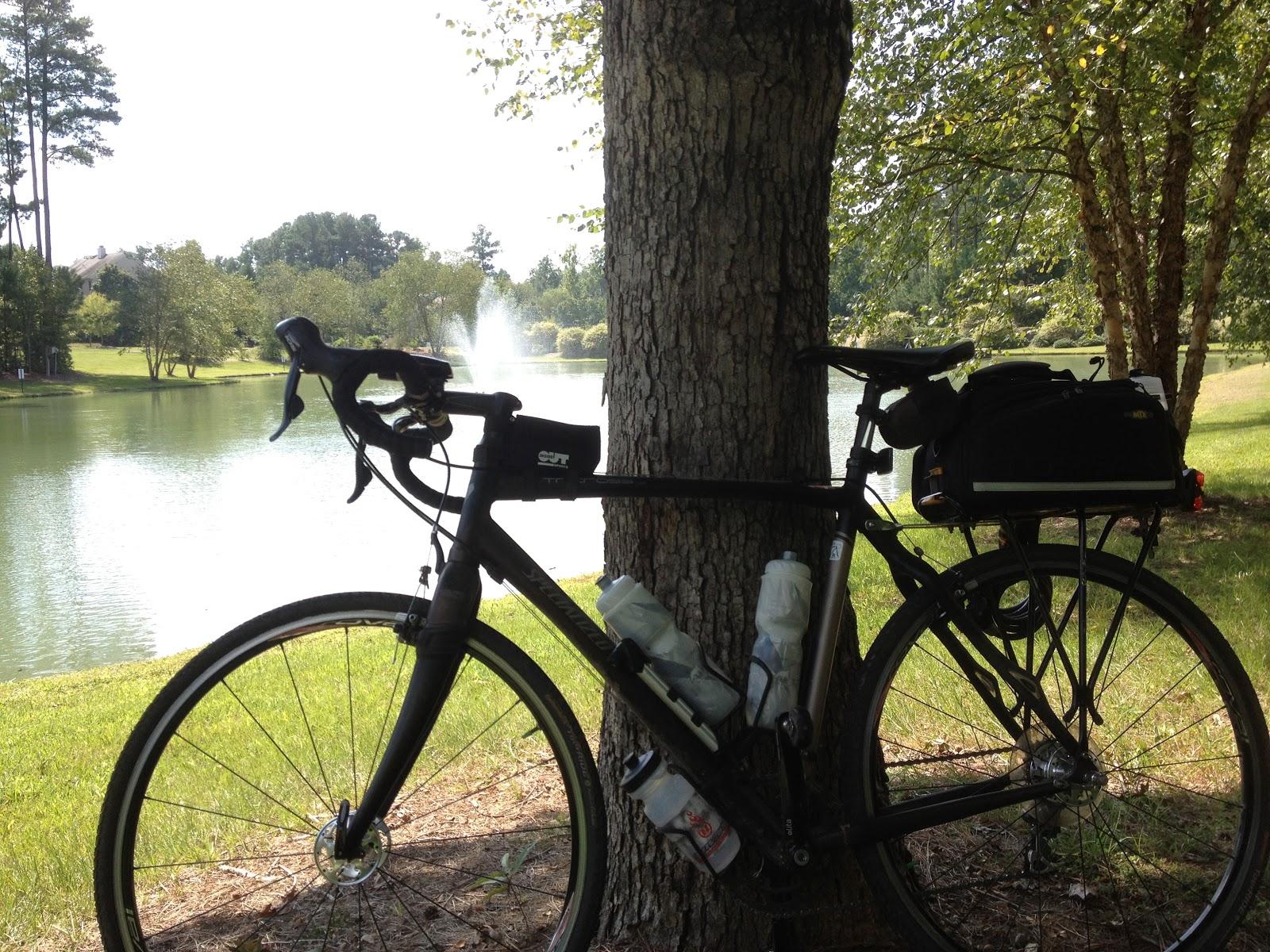 Wes Corner Biking Raleigh Durham Greenways