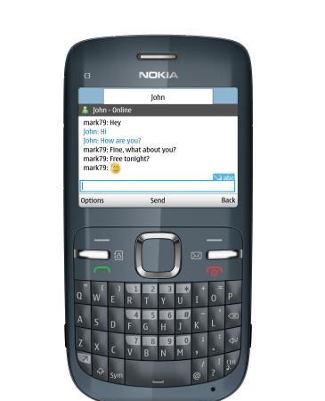 NOKIA C3 para venda - desbloqueado