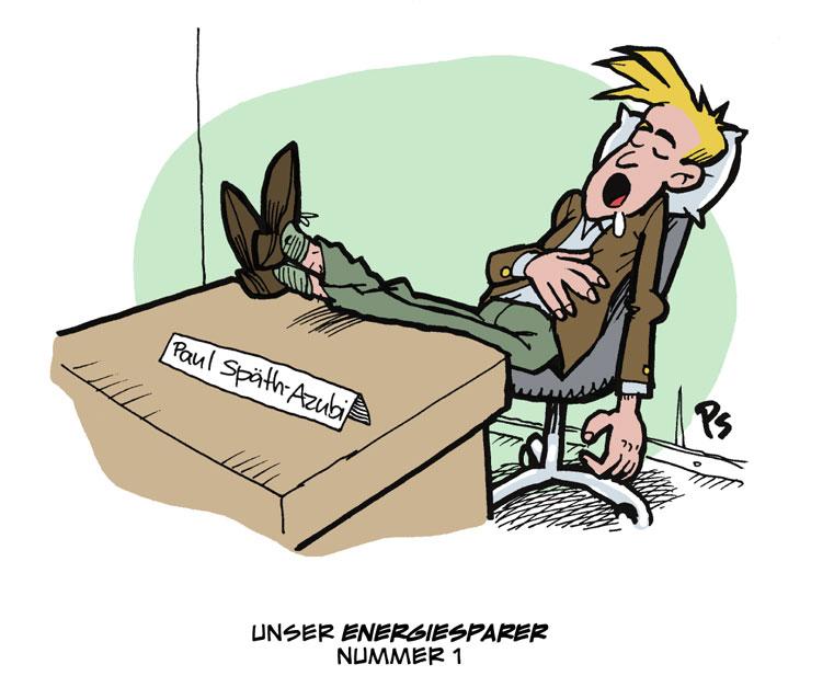 Peter Schaaff Comics Cartoons Paul Spath