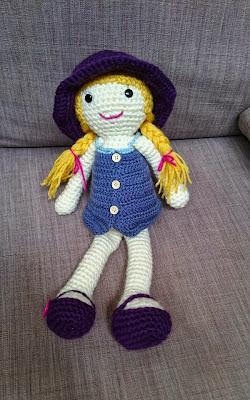 K and J Dolls Amigurumi crochet patterns NetworkedBlogs ...