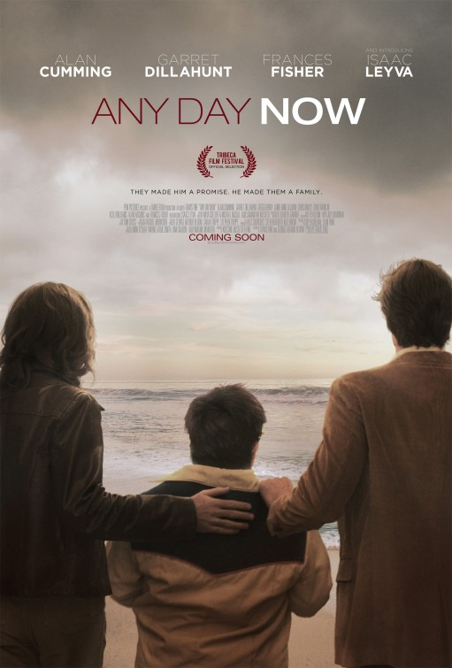 Any Day Now - Poster (2012)