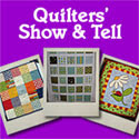 Show &#39;n Tell! at Quilting Gallery.......