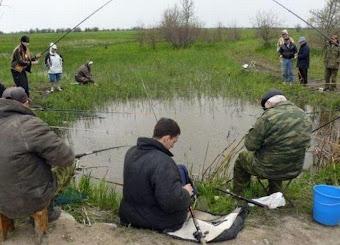 ............... La Pesca, ah! come è Rilassante