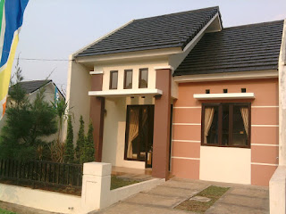 model rumah minimalis type 21