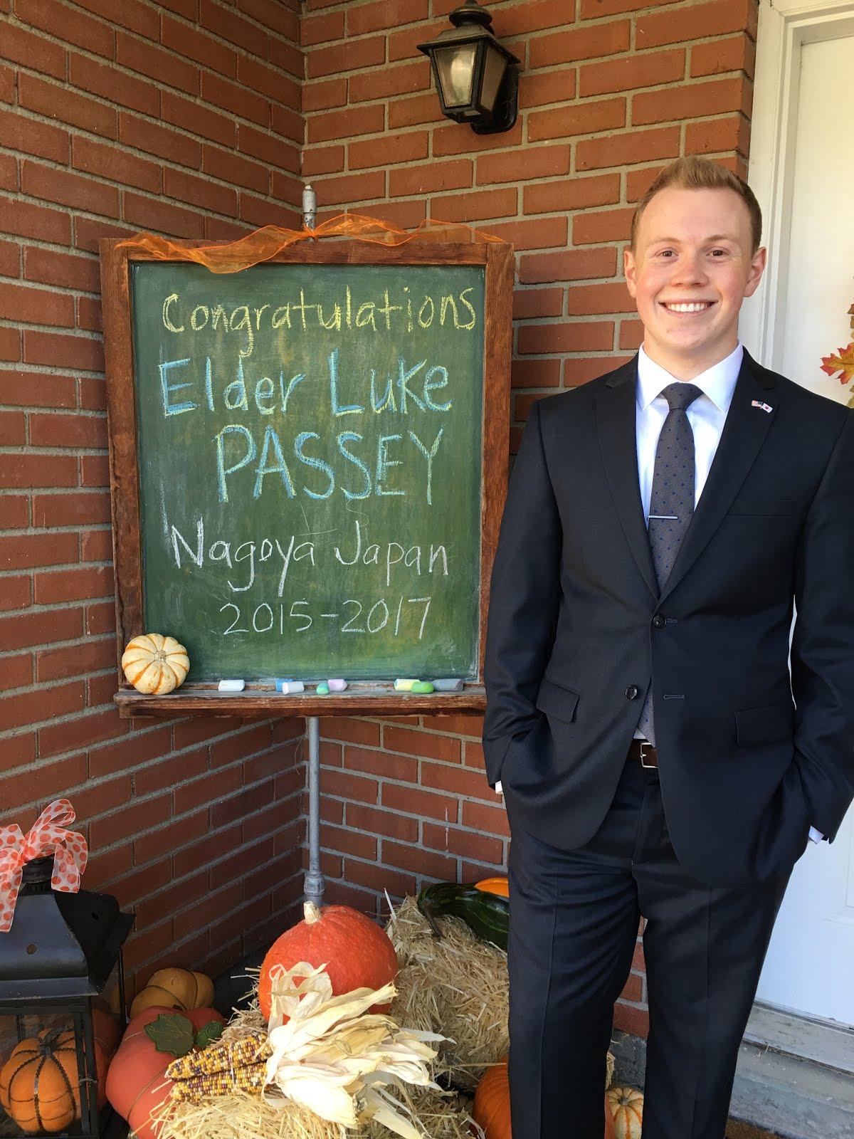 Elder Luke Passey
