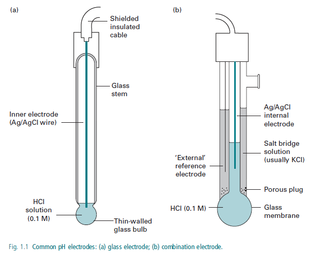 Zoology Notes Instrumentation Ph And Ph Meter Fybsc