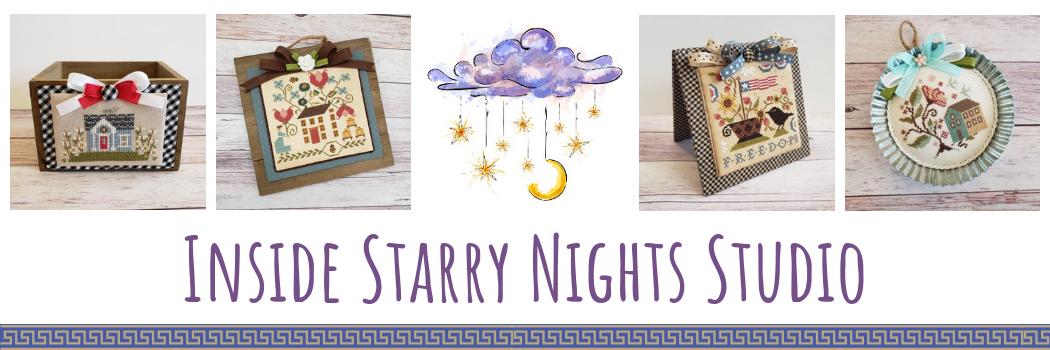Inside Starry Nights Studio