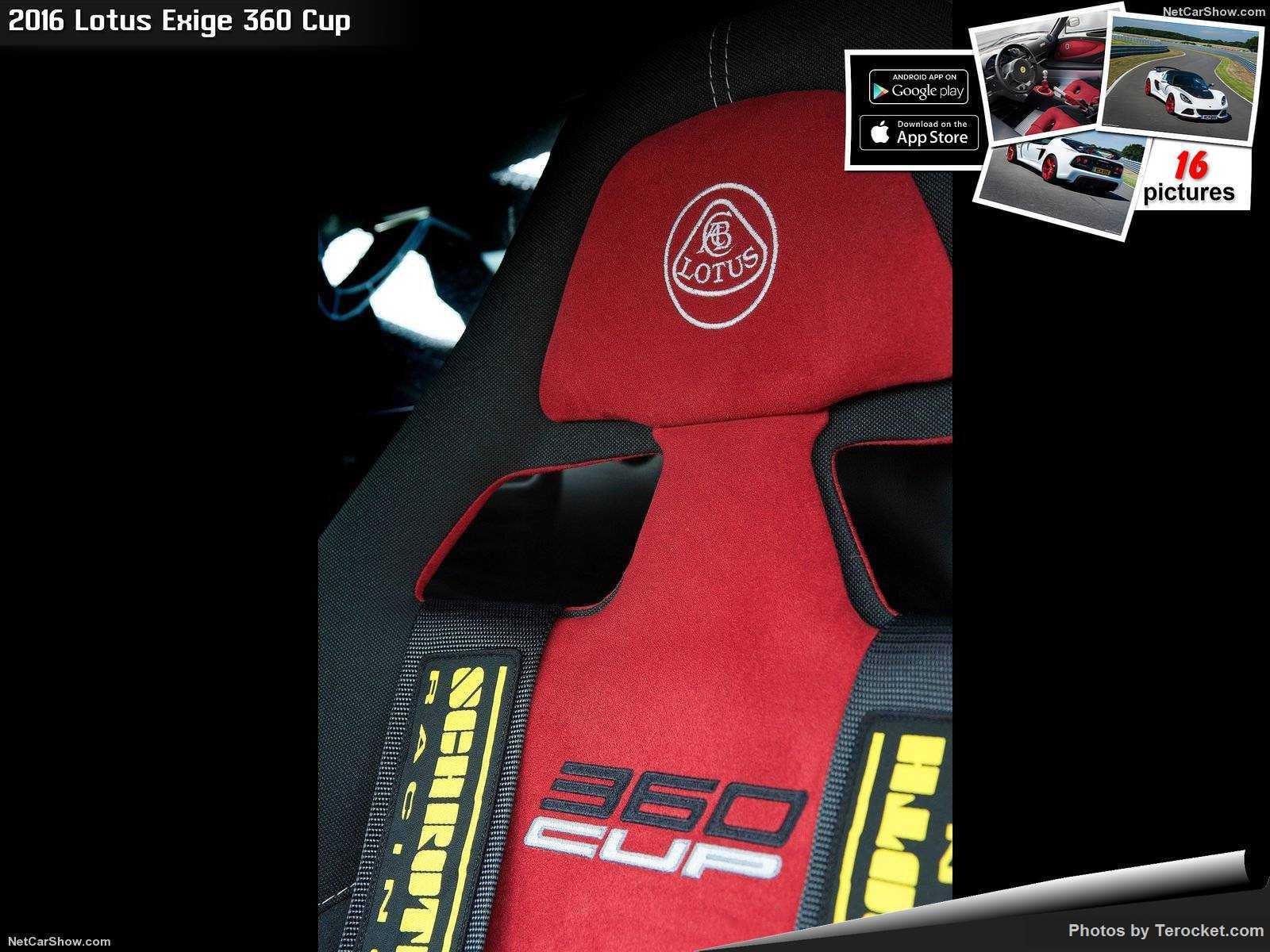 Hình ảnh siêu xe Lotus Exige 360 Cup 2016 & nội ngoại thất