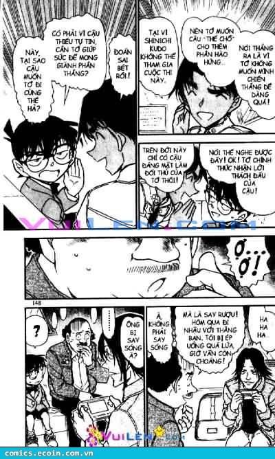 Detective Conan - Thám Tử Lừng Danh Conan chap 562 page 11 - IZTruyenTranh.com